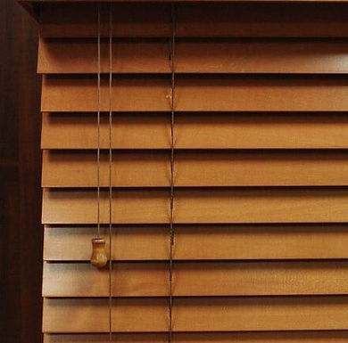 Wood Blinds in Lakeland and Dundee in Florida