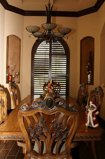 Hardwood Shutters in Lakeland and Dundee Florida