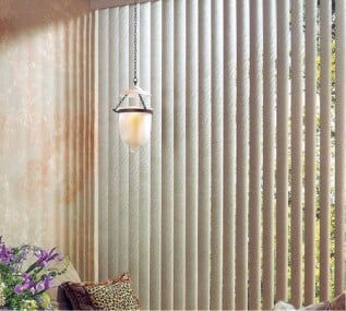 Vertical Blinds in Dundee, Florida
