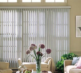 Vertical Blinds in Winter Haven Florida