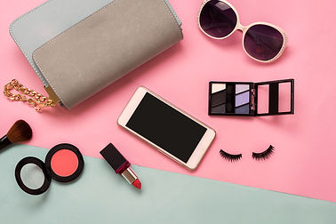 Fashion-summer-women-and-cosmetics-and-a