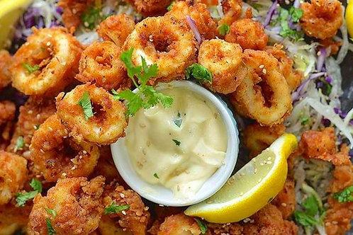 Our Delicious Calamari Special
