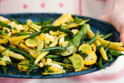 Medley of Garden Vegetables