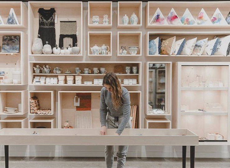 project a boutique, canmore, canada, Jade Ansley