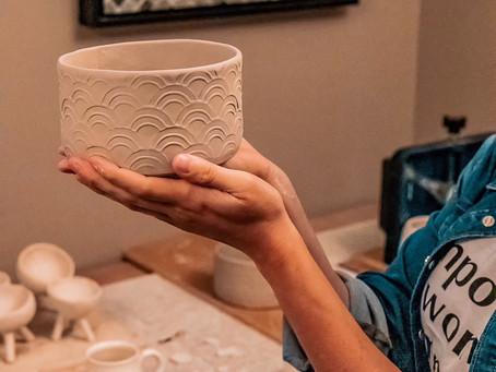 My Ceramic Studio: Tour