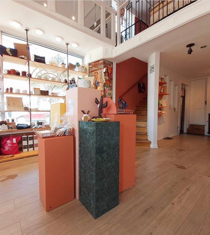 Maker's Outpost, Boutique Shop, Handcrafted goods and gifts, Collingwood, Canada