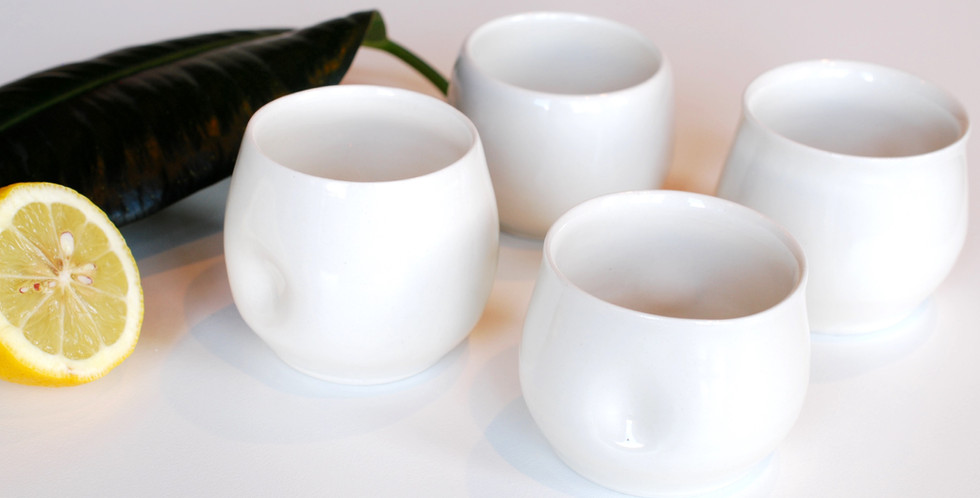 Handcrafted Modern Ceramic Cups
