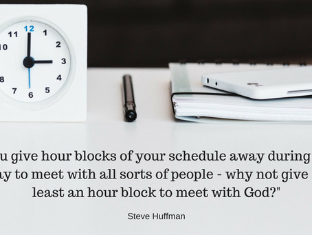 Praying for Busy Professionals - 5 Tips to a Better Prayer Life