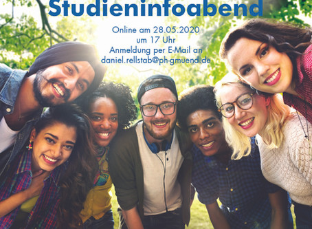 Studieninfoabend: Probieren führt zu Studieren