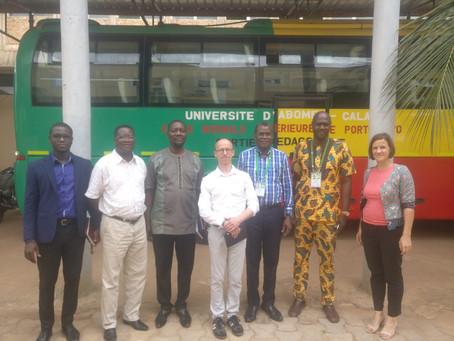 Kooperation zwischen Benin und Schwäbisch Gmünd intensiviert