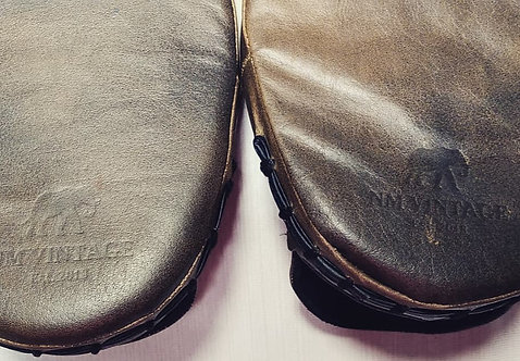 Vintage boxing Mitts Strapless