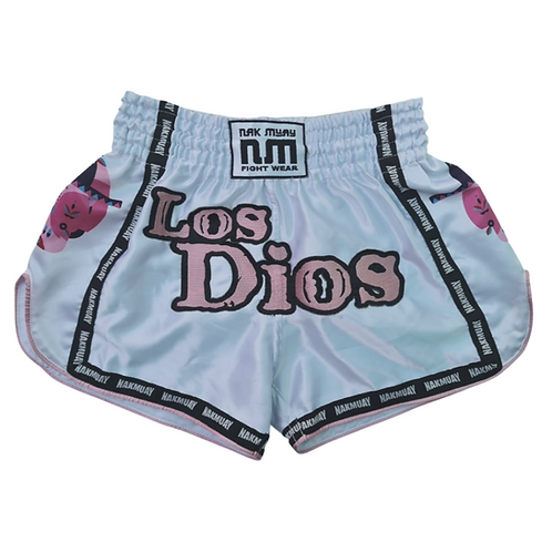 Los Dios Day of the Dead Muay Thai Shorts