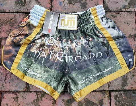Irish Muat Thai Shorts