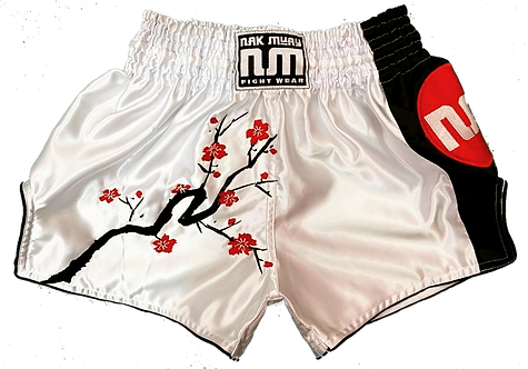 Sakura Japanese Muay Thai Shorts