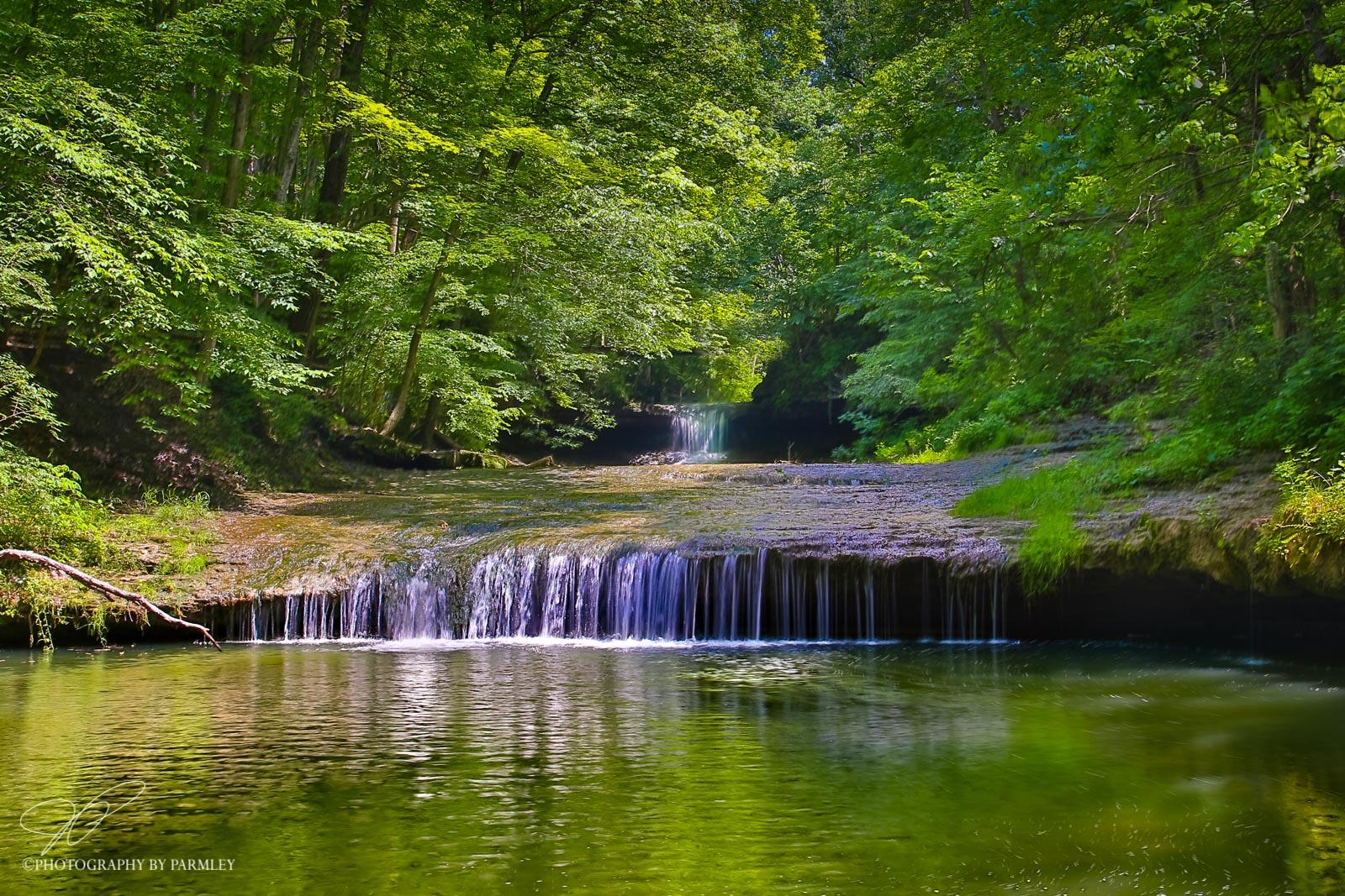 Glen Helen Water Falls