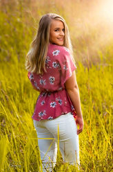 Leah's Senior Picture by Photography by Parmley #2
