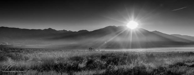 Utah Sun Rise