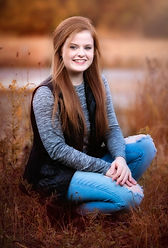 Crissy's Senior Picture by Photography by Parmley