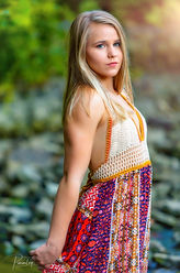 Leah's Senior Picture by Photography by Parmley