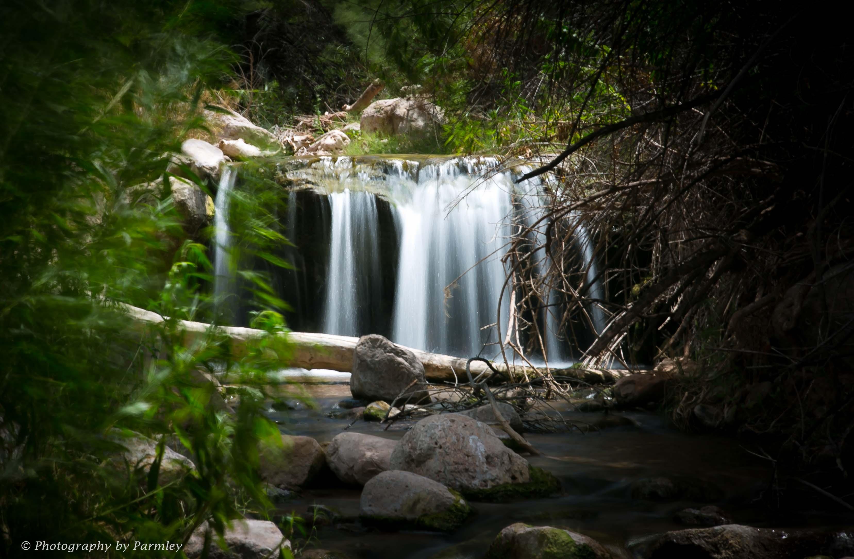 Water Fall - Colorado River