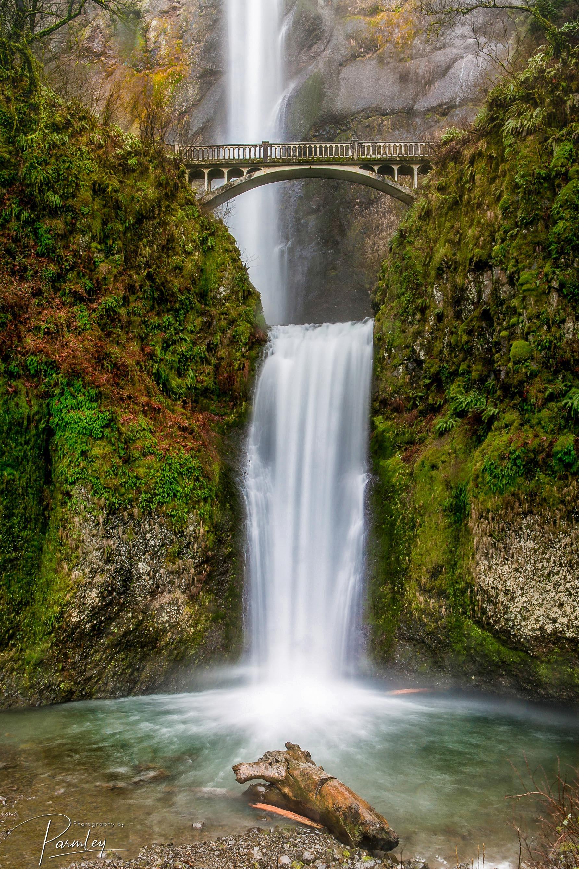 Multnomah Falls - Portland, OR