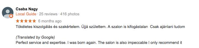 Több Mint Masszőr vélemény Nagy Csaba