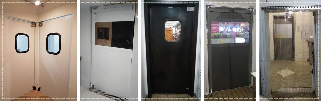 Portas Bangue Bangue em PVC