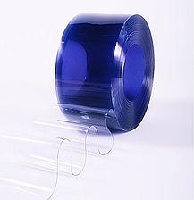 cortinas em PVC flexível