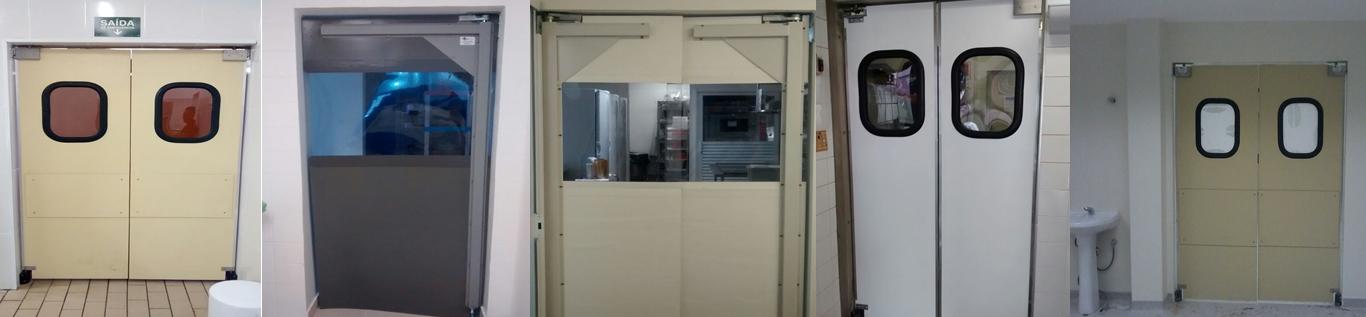 Fabricação de Portas Flexíveis