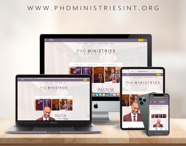PHD Ministries Int.
