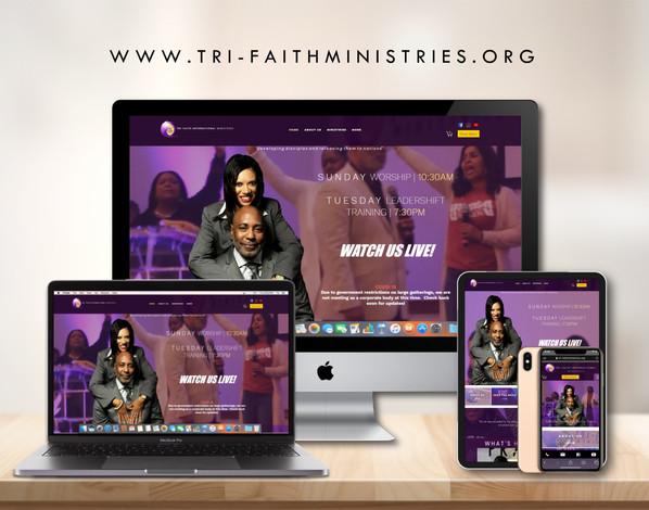 Tri-Faith International Ministries