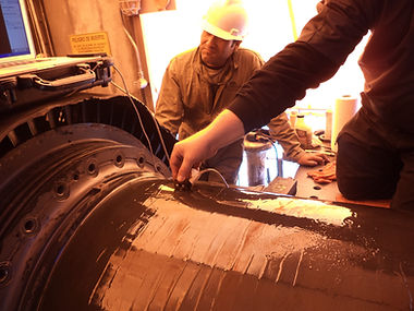 23 - Frame 5 Distance Piece Phased Array Inspection.JPG