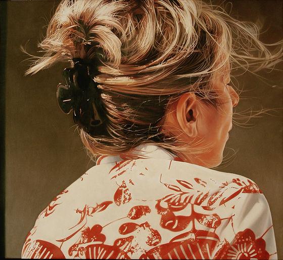 Jacques Bodin, portraits, hyperrealism, hyperréalisme