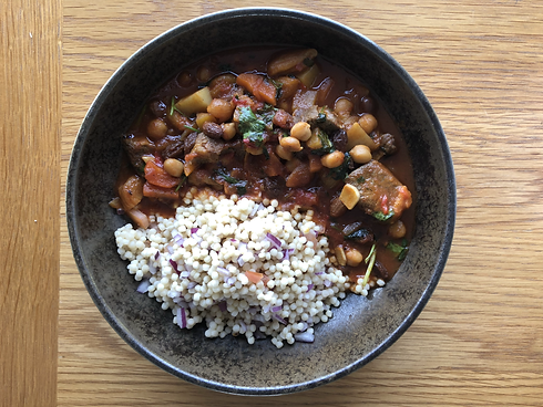 Daily Special Morrocan Lamb Tagine