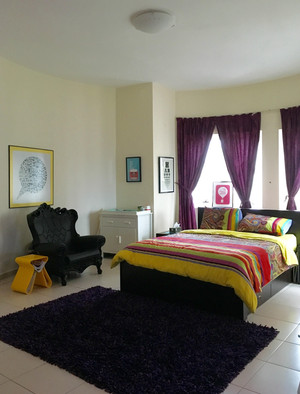 ASK A QUESTION :: What's the best way to place furniture in an irregular shaped bedroom?