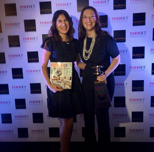 THE INSIDEOUT MAGAZINE HOME OF THE YEAR AWARD 2016 EXPERIENCE