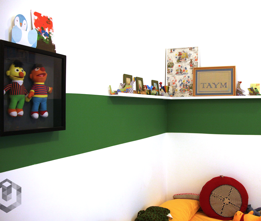 AFTER - THE TODDLER ROOM: