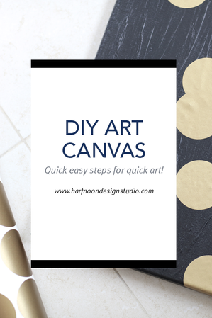 DIY :: QUICK ART