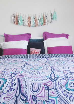 DESIGN FILES: SUMMER IN PAISLEY