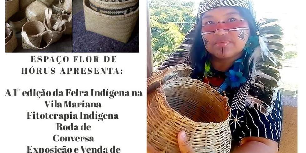 I Feira indígena na Vila Mariana