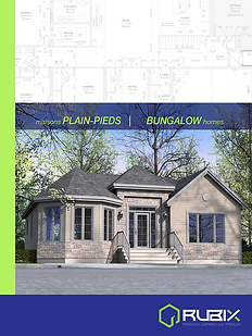 Prefab Modular Homes - Bungalow