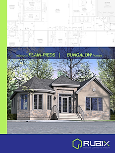 Prefab Modular Homes - Bungalow