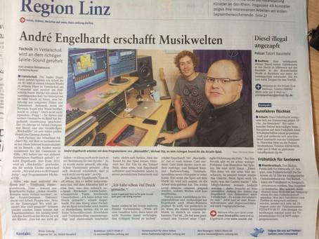 Interview Rhein-Zeitung