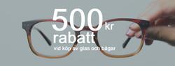 erbjudande 500kr rabatt