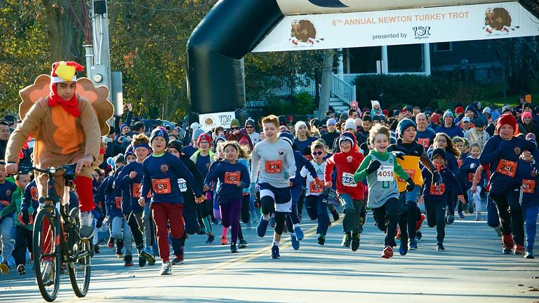 Newton Turkey Trot Mile Fun-run