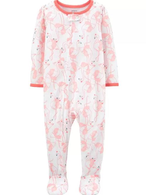 Pijama Algodón Flamingo