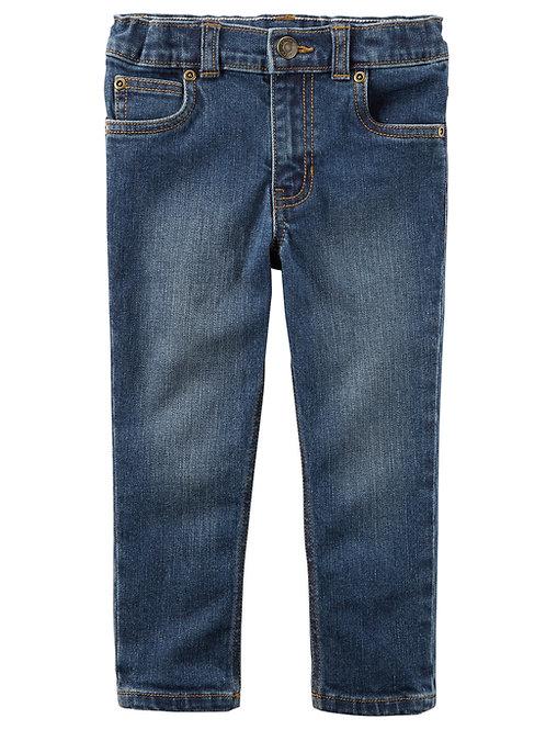 Pantalon Mezclilla Azul Niño
