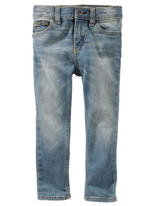 Pantalon Niño Skinny Claro
