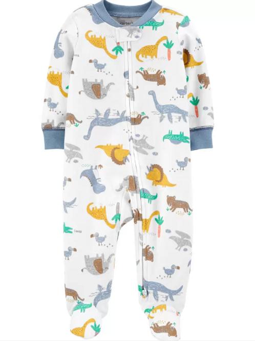 Pijama Algodón  Dino