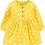 Thumbnail: Set de 2 Piezas Vestido Amarillo Puntos